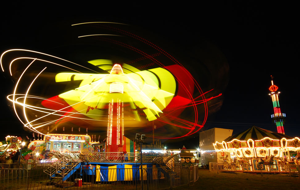 Chelan County Fair Entertainments And Attractions