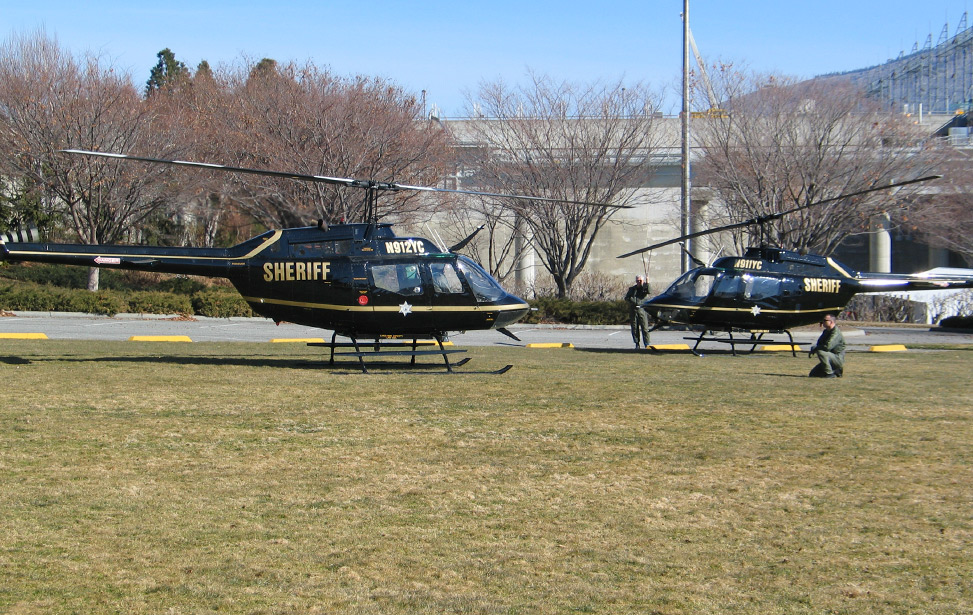 Chelan County Sheriff - Air Support Unit