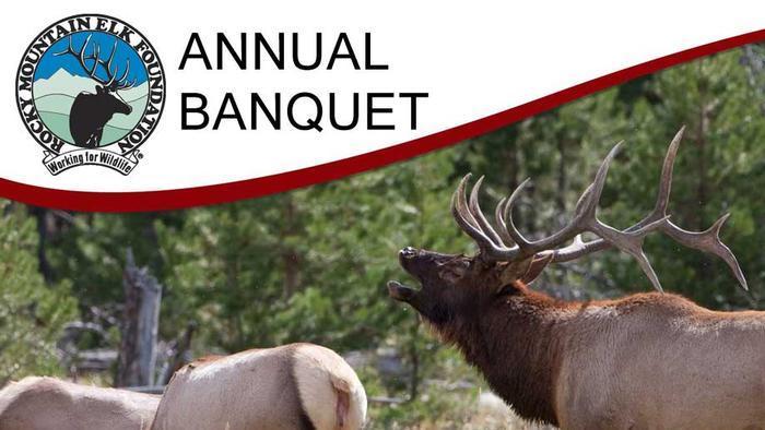 2018 RMEF Colockum Big Game Banquet