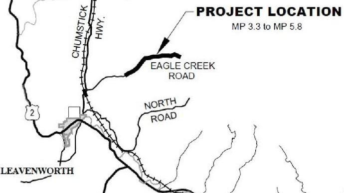 Jan. 4 open house planned for Eagle Creek Road project image