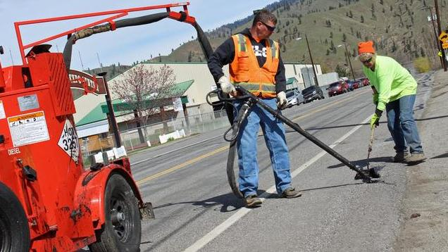 Learn what county roads will be chip sealed this year