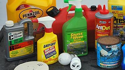 Household Hazardous Waste Collection event returns in September image
