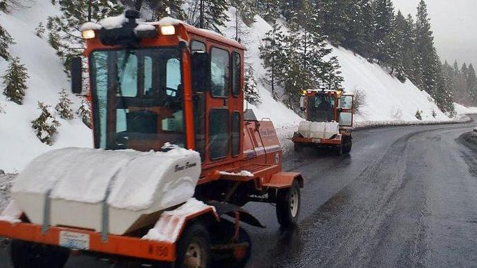 UPDATED FEB. 22: County to scrape Mission Ridge, Forest Ridge roads image