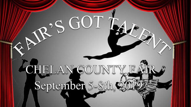 2019 Chelan County Fair's Got Talent