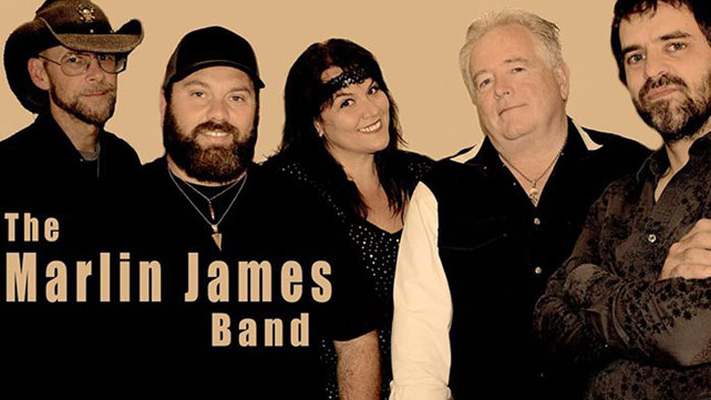 The Marlin James Band