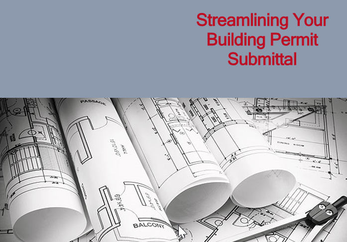 Streamlining Your Building Permit