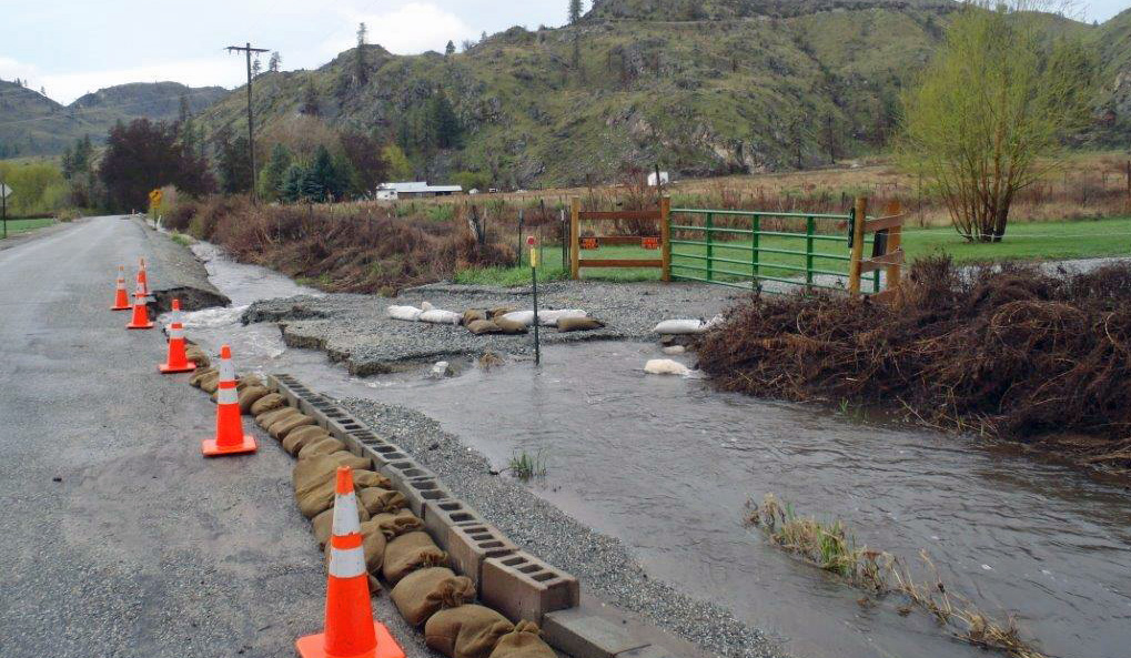 FEMA awards post-fire grant to Antoine Creek culvert replacement project