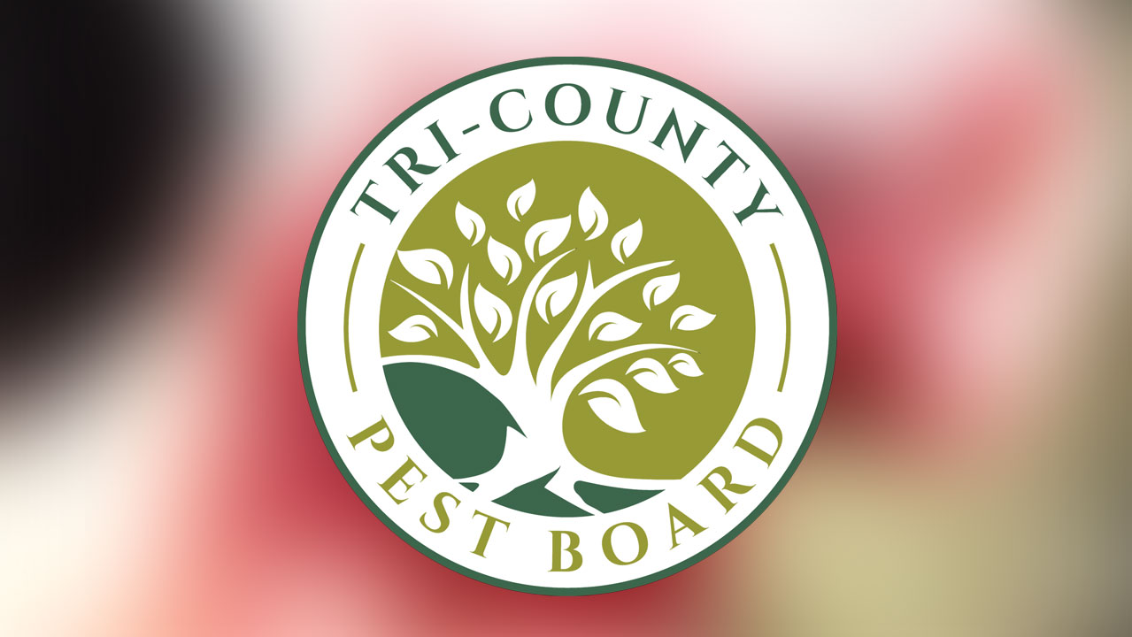 News Release: Tri-County Pest Board