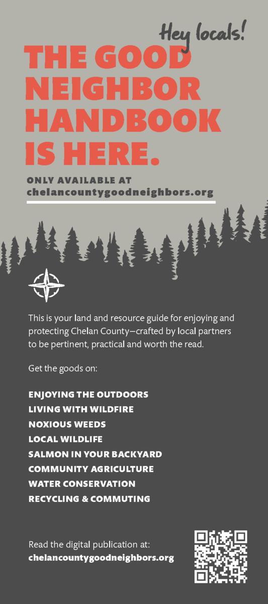Chelan County Good Neighbor Handbook