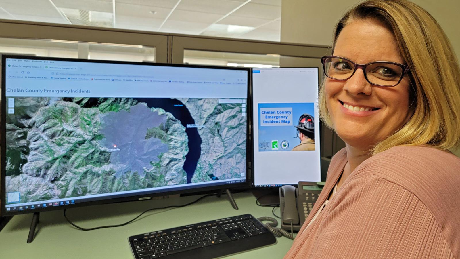 Public Works GIS tech to receive professional award