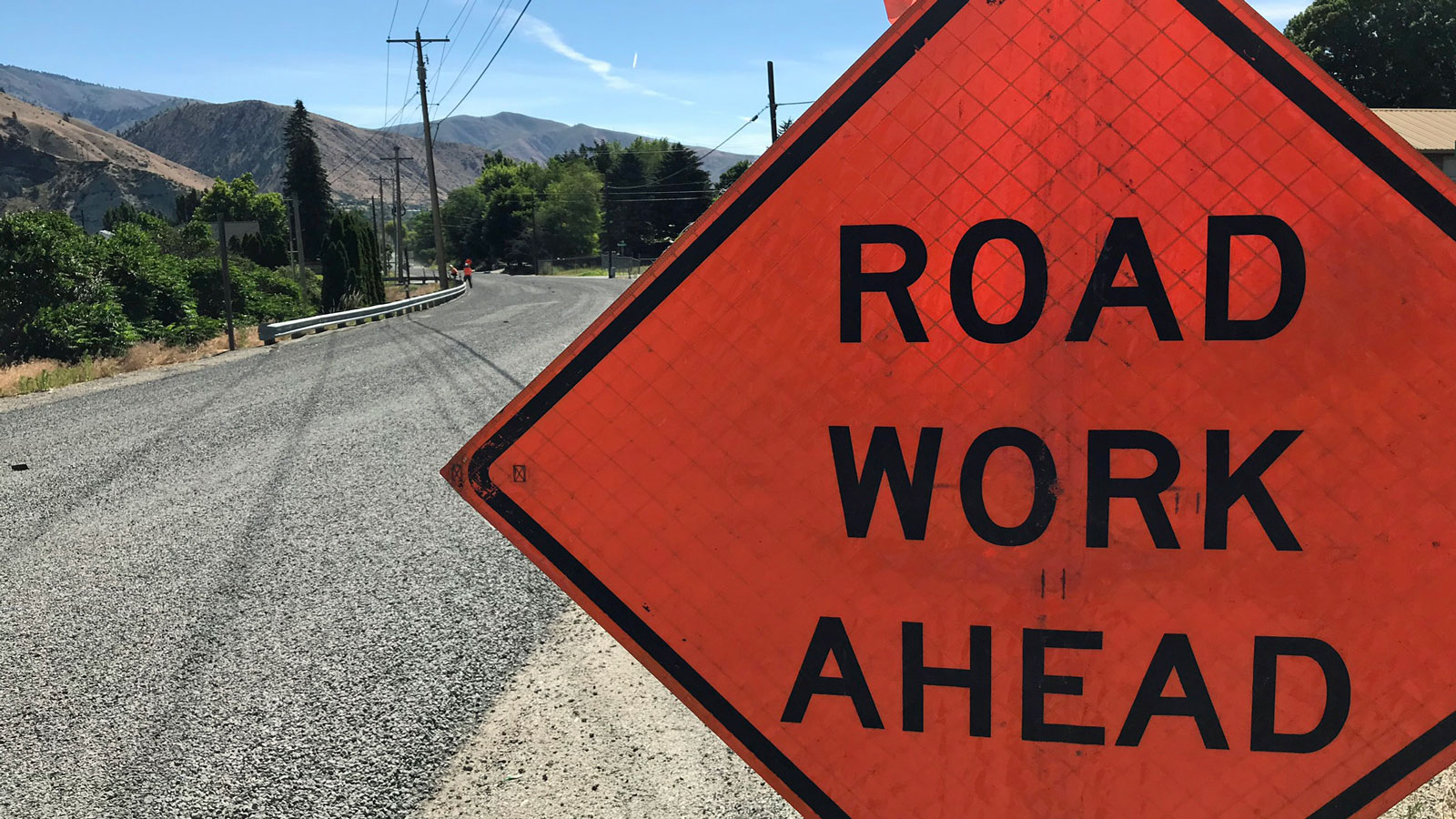 County road crew will be chip sealing on Chumstick Highway