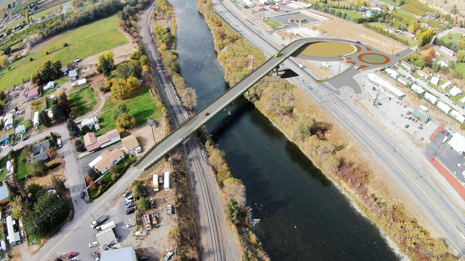 County awards $19.3 million contract to build new Cashmere bridge