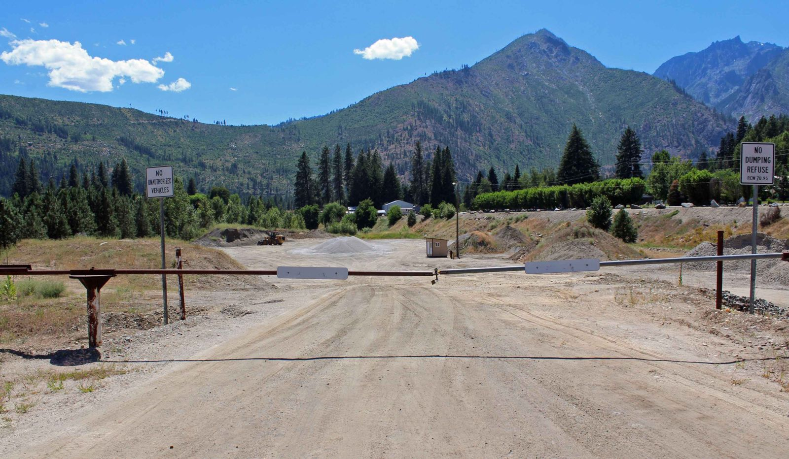 New flat fee starts May 1 at Leavenworth brush site