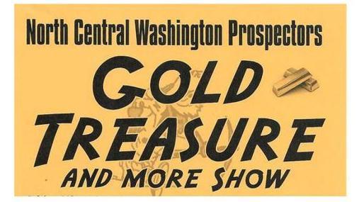 NCW Prospectors Gold Treasure and More Show