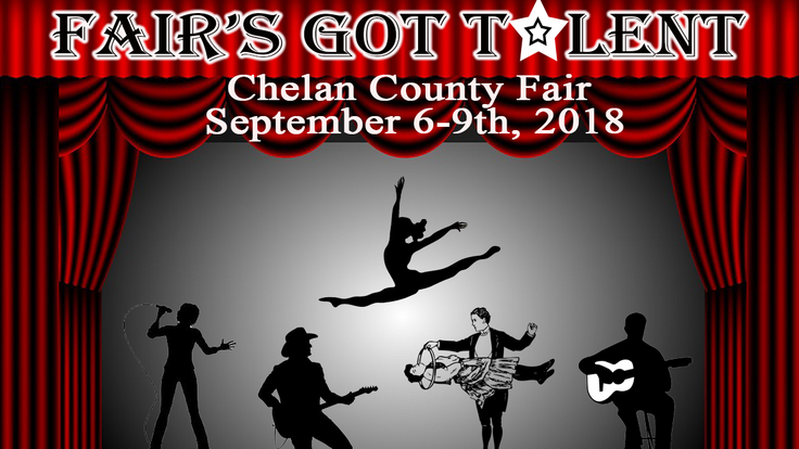 2018 Chelan County Fair's Got Talent Contest
