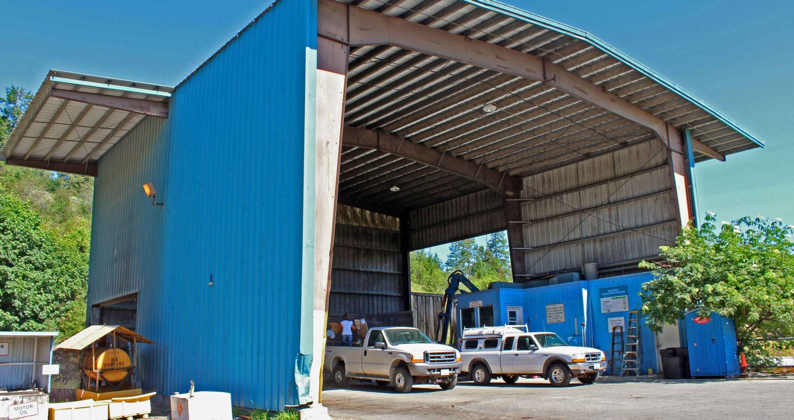 County to build second tipping floor at Dryden Transfer Station